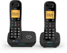 BT 1200 Twin Digital Cordless Home Phone & Nuisance Call Blocker