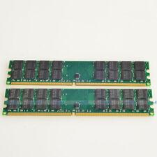 8GB 2x4GB PC2-5300 DDR2 667 667MHZ 240Pin Ram For AMD Desktop Memory 4G RAM NEW