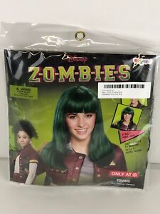 Disney Descendants Zombie Eliza Halloween Costume Wig Disguise New