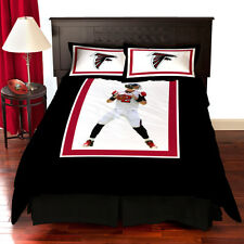 Nfl Biggshots Atlanta Falcons and Matt Ryan Bedding Comforter Bedding Set Twin