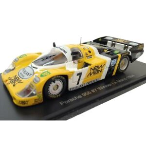 Spark Porsche 956 1984 Ludwig Pescarolo 24 horas Le Mans 1:43 diecast