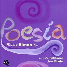 Edward Simon, Edward Simon Trio - Poesia [New CD]