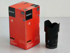 Sony FE Sonnar T 55mm f/1.8 ZA Lens SEL55F18Z - Excellent Condition