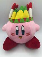 Kirby Adventure Native American Indian San Ei Plush Kids Stuffed Toy Nintendo