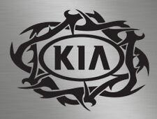 KIA tribal insignia de vinilo en las Pegatinas Ventana de Coche podría Picanto Soul Sportage Cee