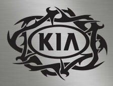 Kia Tribal Badge Car Vinyl Decals Stickers Window Cee'd Picanto Soul Sportage