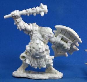 Reaper Bones: Kagunk, Ogre Chieftain (77105)