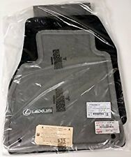 Lexus Genuine LX470 Carpet Floor Mat Set Gray 1998-2007 NEW