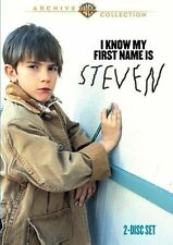 I KNOW MY FIRST NAME IS STEVEN (2 disc set)  Region Free DVD - Sealed