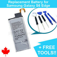 NEW Samsung Galaxy S6 EDGE Replacement Battery 2600mAh with FREE Repair Tools