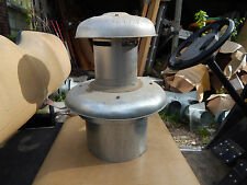"Chimney Vent Pipe Cap, Brand New, 5 1/2"" Inside, Has a dent on top, see pics #2"