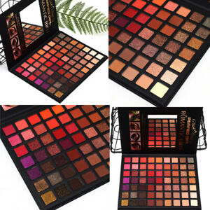 63 Colour High Pigment Matte and Shimmer Metallic Eyeshadow Palette New Launch