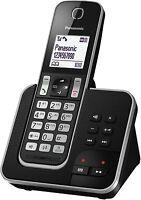 Panasonic KX-TGD320 - Teléfono fijo inalámbrico con Contestador Reducción Ruido