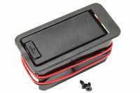 GOTOH BB-02 9 volt Battery Compartment Box - Black for guitars and basses