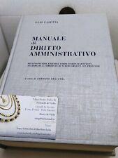 Manuale di Diritto Amministrativo Casetta Elio 9788814222559
