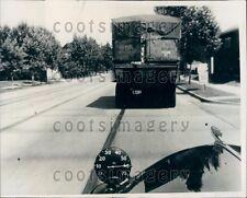 1938 Speedometer With Camera Traffic Info Gatherer 1930s Press Photo
