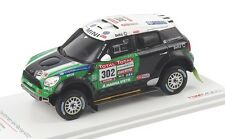 Mini Countryman All4 Racing # 302 2012 Dakar Rally Winner by TSM TSM144342