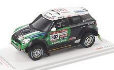 Mini Countryman All4 Racing # 302 2012 Dakar Rally Winner by TSM TSM144342