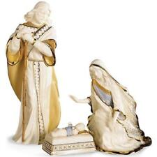 Lenox ~ First Blessing Nativity ~ Holy Family Figurines ~ Brand New in Box