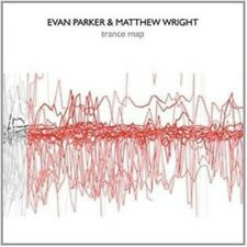 With Matthew Wright-Trance Map - Evan Parker (2014, CD NEUF)