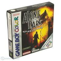 Nintendo GameBoy Color Spiel - Alone in the Dark: The New Nightmare mit OVP