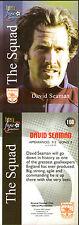 FUTERA  FANS SELECTION 1999 ARSENAL DAVID SEAMAN CARD NUMBER 108