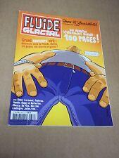 "MAGAZINE ""FLUIDE GLACIAL no 380"" (2008) NUMERO SPECIAL 100 PAGES"