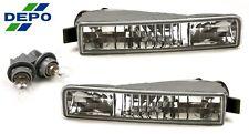 97 98 99 00 HONDA Prelude JDM Front Clear Signal Bumper Lights DEPO