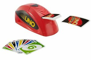 Uno Extreme Card Game with Electronic Launcher