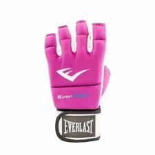 New Everlast EverCool Women's Hot Pink KickBoxing Gloves 4oz