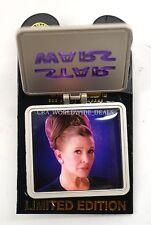 Disney Parks Star Wars The Force Awakens Princess Leia Limited Edition Pin