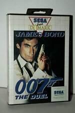 JAMES BOND 007 THE DUEL USATO SEGA MASTER SYSTEM EDIZIONE ITALIANA PAL DM1 40107