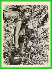 """KEVIN CORCORAN in """"Swiss Family Robinson"""" Original Vintage Photograph 1960"""