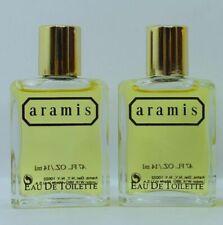 2 x Aramis 14ml Edt Splash For Men