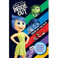 Disney Pixar Inside Out Book of the Film (Disney Book of the Film), New,  Book