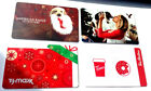 4x RECHARGEABLE GIFT CARD,,NO VALUE AMERICAN EAGLE-T.J.MAXX-TIM HORTONS X4 For Sale