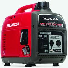 Honda EU2200i Companion - 1800 Watt Portable Inverter Generator
