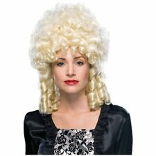 Marie Antoinette Wig Womens Victorian French Revolution Queen Costume Accessory