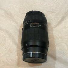 Quantaray AF 70-300mm f4-5.6 LD Macro Lens For Minolta/Sony A mount
