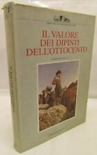CRITICA STORIA ECONOMIA - Il valore dei Dipinti dell'Ottocento - Allemandi 1985