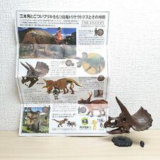 Kaiyodo Capsule Q Museum Big Bang Eusthenopteron Armored Fish Dinosaur Figure