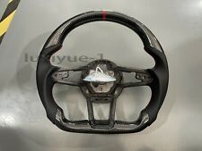 Real Carbon Fiber Steering Wheel For Audi R8 additional material cost