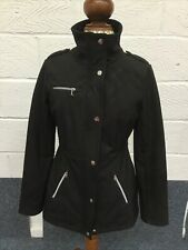 Ladies Jessica Simpson Black Zip Up Jacket XS UK6-8 Approx