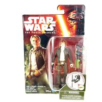 Hasbro Star Wars: The Force Awakens - Han Solo - 3.75 Inch Action Figure NEW