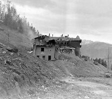WW2 Photo WWII  Hitlers Retreat Berghof Berchtesgaden Austria May 4 1945 / 8018