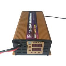 12V/24V 18A 30A Car Battery Charger for 100AH-300AH Lead Acid Battery 220V