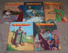 HARDCOVER My Bible Friends 5 vol aet NEW! Degering: fantastic art