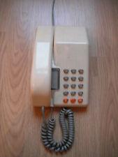 VINTAGE RETRO BT BRITISH TELECOM VISCOUNT CORDED HOME PHONE - RARE 121