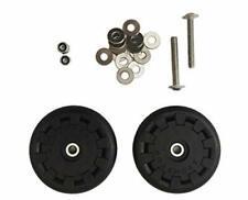 Brompton Eazy Wheel Rollers Kit - 5mm holes - Easy wheels