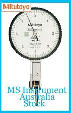 Genuine Mitutoyo 513-403e Imperial Inch Dial Test Indicator Basic Set Australia